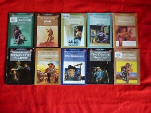 Cleveland Westerns Classic Series X 10 Lot 14
