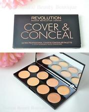 MAKEUP REVOLUTION PROFESSIONAL COVER & CONCEAL CONCEALER PALETTE Light/Med/ Dark