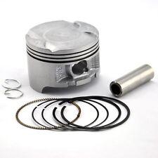 For Honda AX-1 NX250 70.5mm (0.5 oversize) Piston Kit Pin Rings Clips