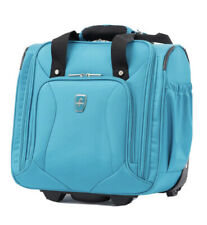 Atlantic Luggage Atlantic Ultra Lite Softsides Rolling Underseat Carry-on, Blue,
