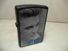 ZIPPO ACCENDINO LIGHTER ELVIS BLUE VERY RARE NEW