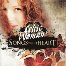 CELTIC WOMAN: SONGS FROM THE HEART CD NEW