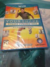 Your Shape: Fitness Evolved 2013 (Nintendo Wii U, 2012) Brand New Sealed