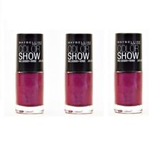 Maybelline Color Show Nail Polish, 290 Purple Icon CHOOSE YOUR PACK