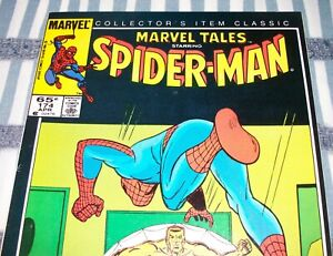 The Amazing Spider-Man #35 Reprint in Marvel Tales #174 from Apr. 1985 in Fine+