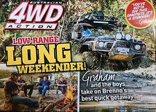 4WD Action DVD 222 - Low-Range Long Weekend!
