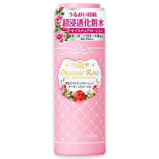 Meishoku Japan Organic Rose Moisture Lotion Toner 210ml - Award Winning No.1