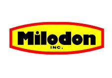 MILODON Oil Pan Pump DECAL STICKER Milodon RACING RALLY NASCAR NHRA