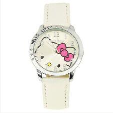 Reloj de diseño blanco HELLO KITTY white watch A1053