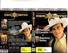 Paradise Canyon-1935/Rainbow Valley-1935-John Wayne- Movie-DVD