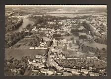 DIOU (03) VILLAS ,ROUTE de DOMPIERRE, vue aerienne 1950