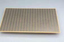 Experimentierplatine 3er Streifenraster Platine 160x100 mm