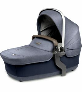 Silver Cross Wave Carrycot - Midnight Blue BRAND NEW BOXED