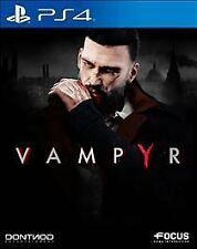 Vampyr for PS4 BRAND NEW FREE SHIPPING