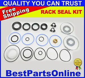 Power Steering Rack and Pinion Repair Kit for Nissan Datsun 280ZX 1981-1983