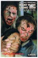 NIGHT of the LIVING DEAD HUNGER, VF+, George Romero, Zombies, 2007, NotLD