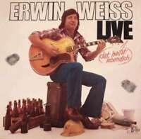 Erwin Weiss Live Dat Haißt: Lebendich LP Album Vinyl Schallplatte 184814