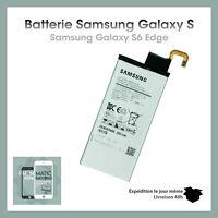 BATTERIE SAMSUNG GALAXY S6 EDGE EB-BG925ABA 0 CYCLE 100% Neuve Haute Qualité ✅