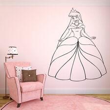 Vinyl Wall Decal Sticker Decor Room Nursery Princess Queen Girl Diadem F2146
