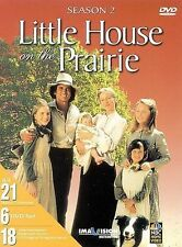 Little House on the Prairie - Season 2 (DVD, 2003, 6-Disc Set, Special 30th Anniversary Edition)