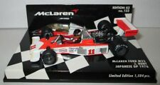F1 1/43 MCLAREN M23 FORD HUNT JAPANESE GP WORLD CHAMPION 1976 MINICHAMPS