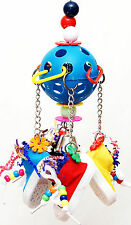 Ready To Play The Game pet bird parrot toy cage toys amazon senegal mini macaw
