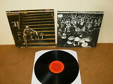THE LAUGHING DOGS : SELF TITLED - USA LP 1979 with INNER - COLUMBIA JC 36033