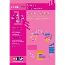 Code-IT Workbook 1: First Steps in Programming using Scratch (Code-IT Primary Pr