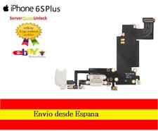 Conector Carga para Iphone 6S Plus Color Gris o Blanco Jack Auricular Microfono