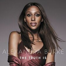 Alexandra Burke - The Truth Is - CD (2018) - Brand NEW and SEALED