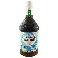Vana Tallinn Rum Likör Coconut 0,5L Estland Spirituose Liqueur Estonia