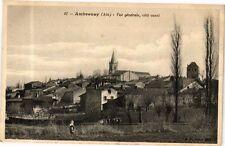 CPA  Ambronay (Ain) - Vue générale, coté ouest   (244085)