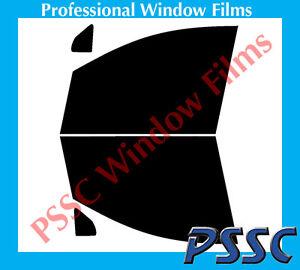 Fiat Multipla MPV 2000-2010 Pre Cut Car Auto Window Tint Front Windows Kit