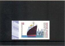 2417 Bund 2004 Dampfer Bremen ** sk aus MH