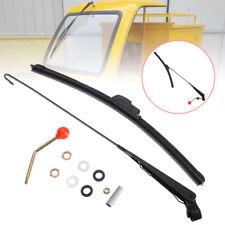 Car UTV Manual Windshield Wiper Kit fit For Polaris Ranger RZR 900 1000