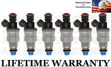 6X Genuine Denso Fuel Injectors For 98 99 00 Ford Ranger Mazda B3000 3.0L Flex