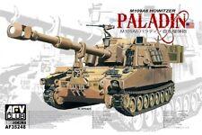 AFV Club AF35248 1/35 M109A6 Howitzer Paladin
