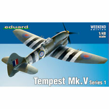 Eduard EDK84171 Hawker Tempest Mk.V Series 1 Weekend Ed. 1:48 Model Aircraft Kit