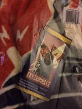 Doctor who  Dalek ironside  exterminate  beach towel