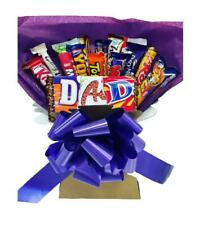 Fathers Day Gifts Chocolate Bouquet Personalised Hamper