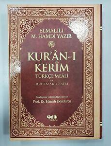 Kuran-i Kerim Türkçe Meali ve Muhtasar Tefsiri