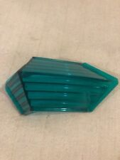 1030 VINTAGE BOAT GREEN NAV LIGHT LENS RETRO PERKO 6366-04