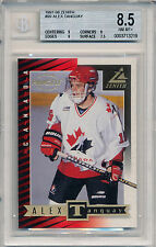 1997-98 Pinnacle Zenith ALEX TANGUAY Team Canada RC Avalanche NM-Mint+ BGS 8.5