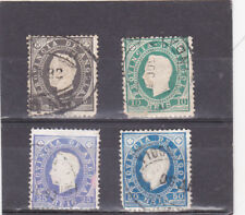 Angola Stamps D. Luis (1886)