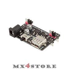 1a 800ma alimentación de corriente 3,3v 5v mb102 steckbrett Power Supply módulo 379