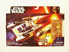 HASBRO STAR WARS REBELS 3.75-INCH VEHICLE Y-WING SCOUT BOMBER