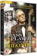 BASS PLAYER AND THE BLONDE the complete series. Edward Woodward 2 discs. New DVD