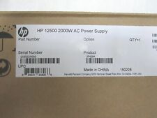 NEW BOXED GENUINE HP 12500 2000W AC POWER SUPPLY JF429A (INC VAT)