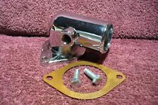 BB FORD FE ALUMINUM WATER NECK TEMP THERMOSTAT 390 427 428  AUTO PART ACCESSORY