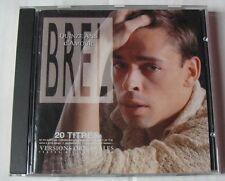JACQUES BREL (CD)  QUINZE ANS D'AMOUR